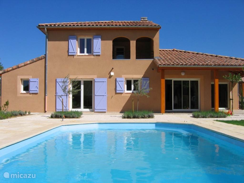 Vacation rental France, Ardèche, Vallon-Pont-d'Arc villa Oleander
