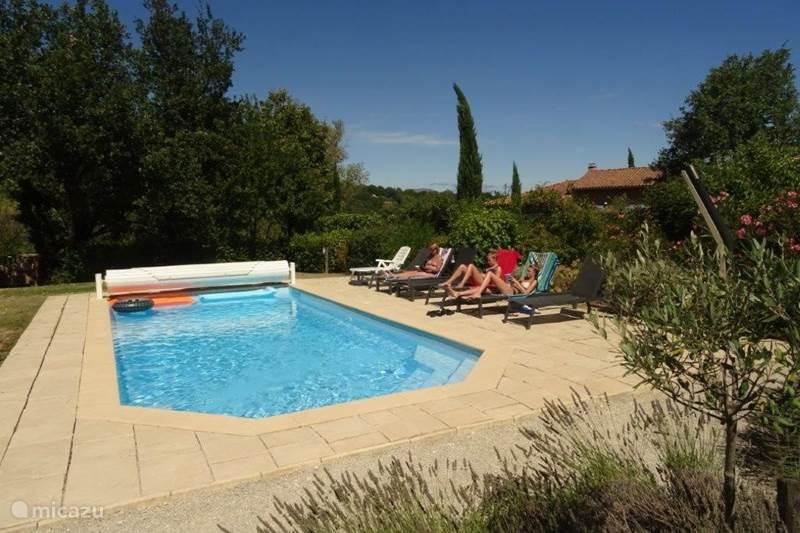 Vacation rental France, Ardèche, Vallon-Pont-d'Arc Villa Villa Oleander (45)