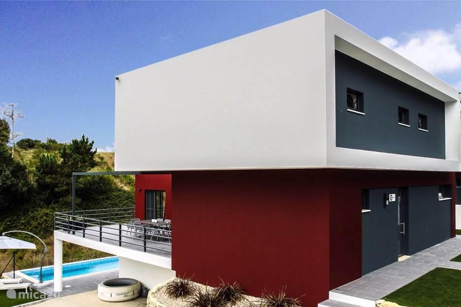 Vakantiehuis Portugal, Costa de Prata, Barrio-Alcobaca Villa 360 Portugal