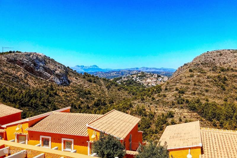 Vakantiehuis Spanje, Costa Blanca, Moraira Appartement Appartement Bernia Vista Benitachell