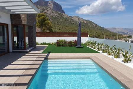 Vacation rental Spain, Costa Blanca, La Nucia - villa Luxury villa Spain Polop