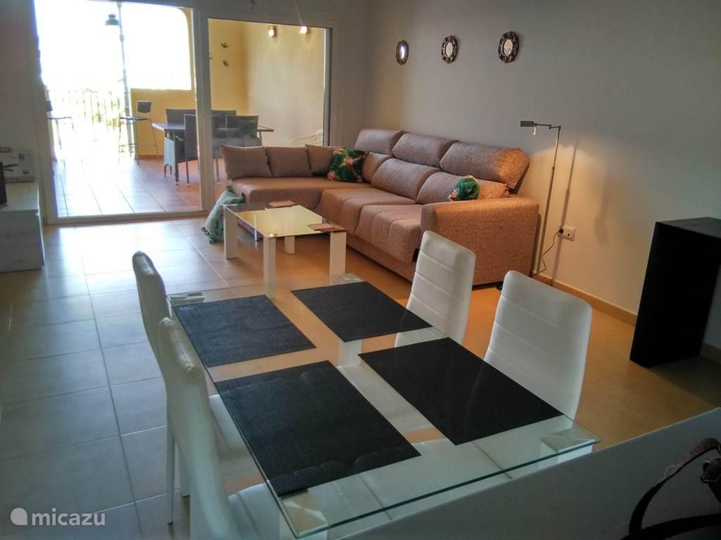 Vakantiehuis Spanje, Murcia, Torre-Pacheco Appartement Appartement Lilo