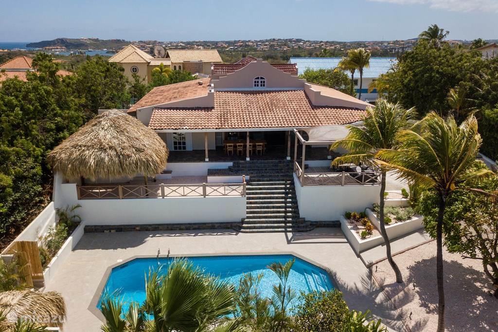 Vakantiehuis Curaçao, Banda Ariba (oost), Jan Thiel Villa Villa Mango