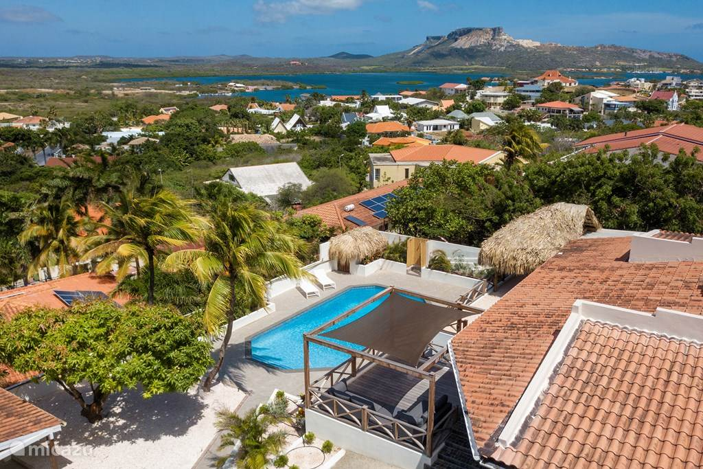 Vacation rental Curaçao, Banda Ariba (East), Jan Thiel Villa Villa Mango