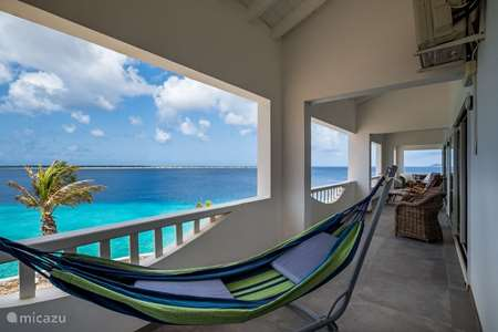 Vacation rental Bonaire, Bonaire, Hato apartment Beach Penthouse Delfshaven