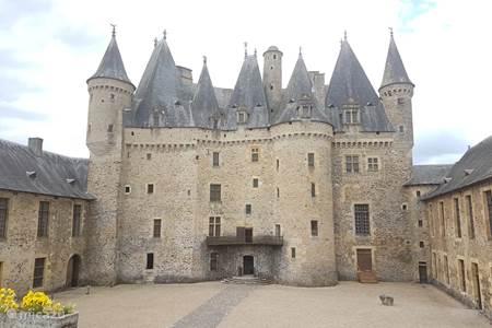 Veel mooie kastelen in de Dordogne