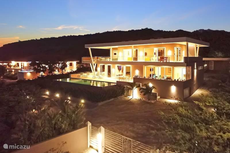 Vacation rental Curaçao, Banda Abou (West), Coral Estate, Rif St.Marie Villa Coral Estate Villa CasaBella