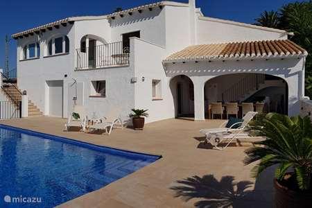 Vakantiehuis Spanje, Costa Blanca, Dénia villa El Capso 8