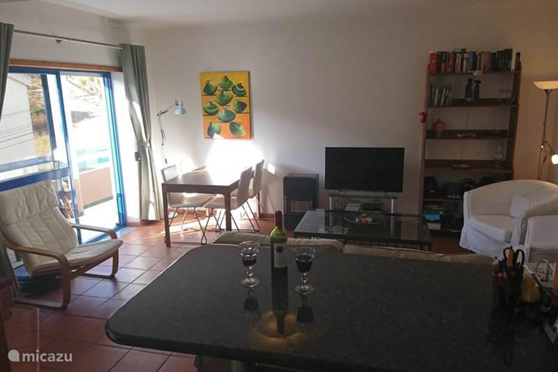 Vakantiehuis Portugal, Costa de Prata, Nazaré Appartement Casa Azul
