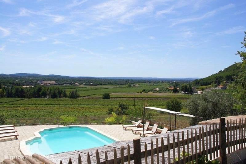 Vakantiehuis Frankrijk, Vaucluse, Mazan Landhuis / Kasteel Domein Mas Mazan