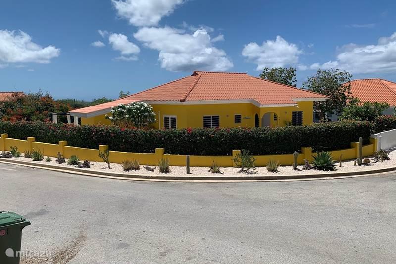 Vakantiehuis Curaçao, Banda Abou (west), Fontein Villa Cas Bunita