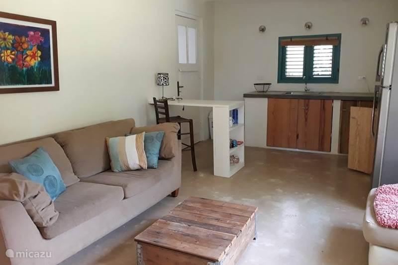 Vakantiehuis Curaçao, Curacao-Midden, Julianadorp Appartement Modern tuinappartement
