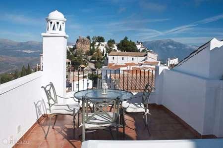 Vakantiehuis Spanje, Costa del Sol, Comares - vakantiehuis Casa Bonita.