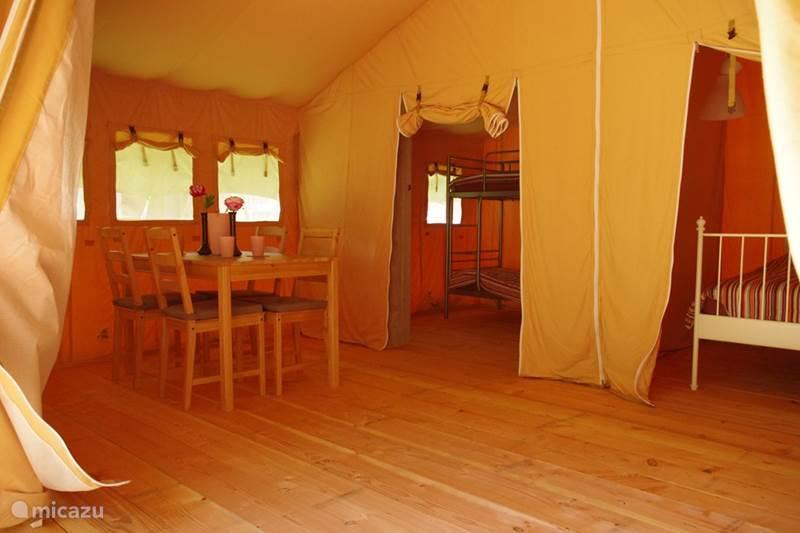 Vakantiehuis Frankrijk, Puy-de-Dôme, Châteauneuf-les-Bains Glamping / Safaritent / Yurt  Villa Guillaumette 2