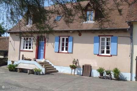 Vacation rental France, Haute-Vienne, Glandon farmhouse Deer farm Laplaud