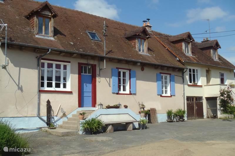 Vakantiehuis Frankrijk, Haute-Vienne, Glandon Boerderij Hertenboerderij 'Laplaud'