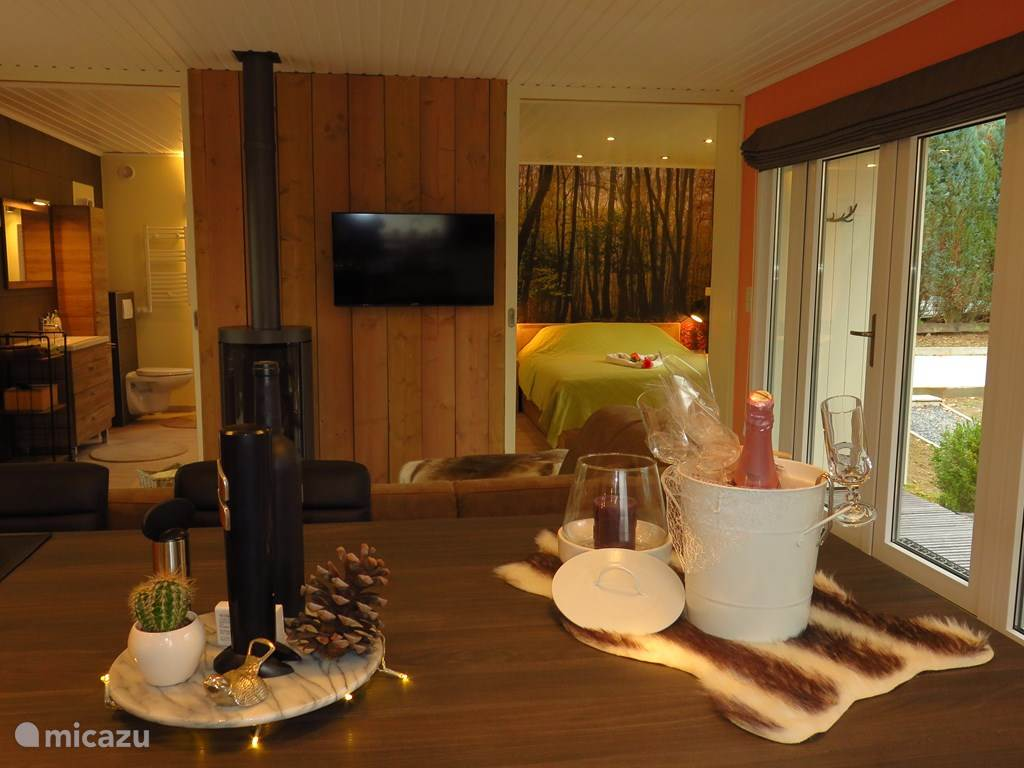 Vacation rental Belgium, Ardennes, Beffe Holiday house The Wellness House