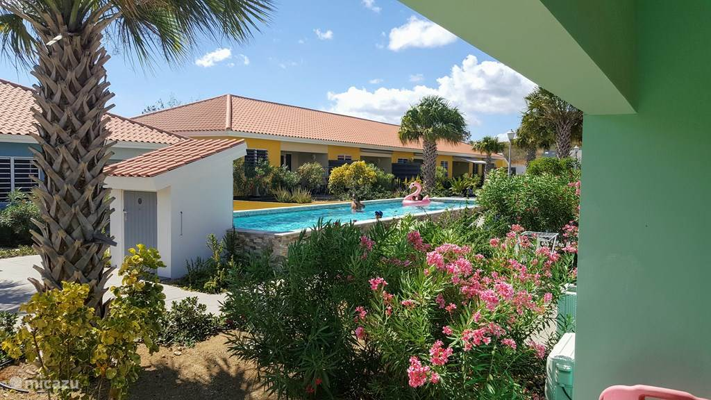 Vacation rental Curaçao, Curacao-Middle, Boca St. Michiel terraced house Happy Rest 17 at Blue Bay Resort