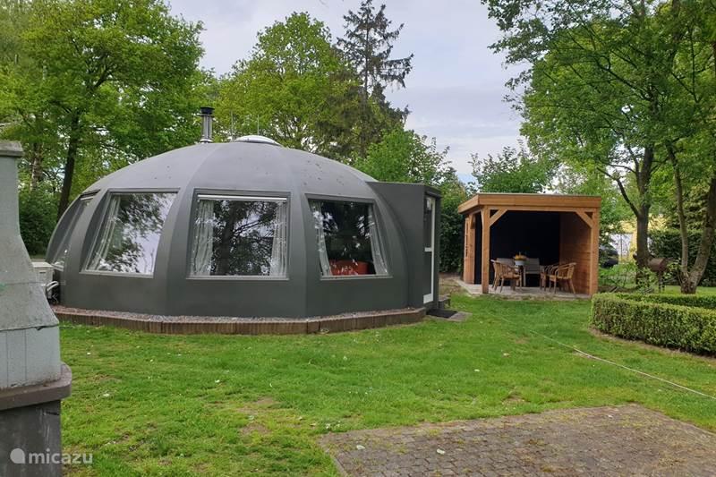 Vakantiehuis Nederland, Noord-Brabant, Chaam Bungalow Iglo bungalow 19