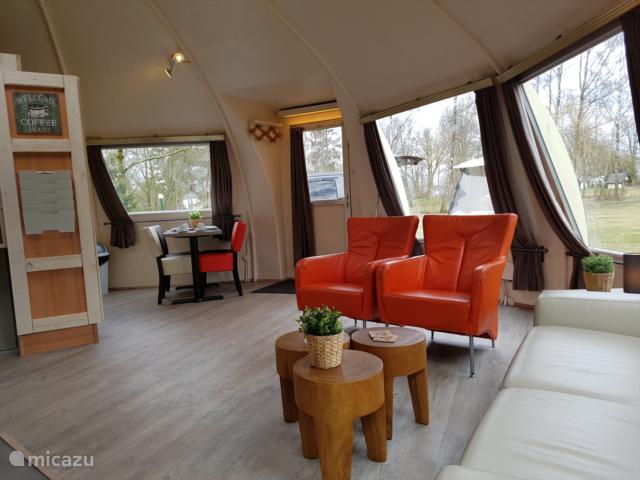Vakantiehuis Nederland, Noord-Brabant, Chaam Bungalow Iglo Bungalow 93