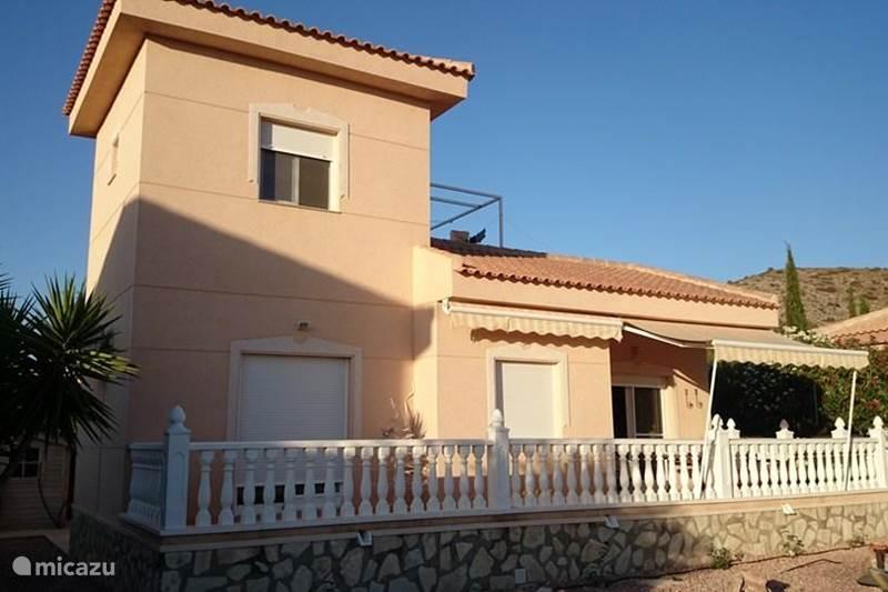 Vakantiehuis Spanje, Costa Blanca, Hondón de las Nieves Chalet Casa Leo