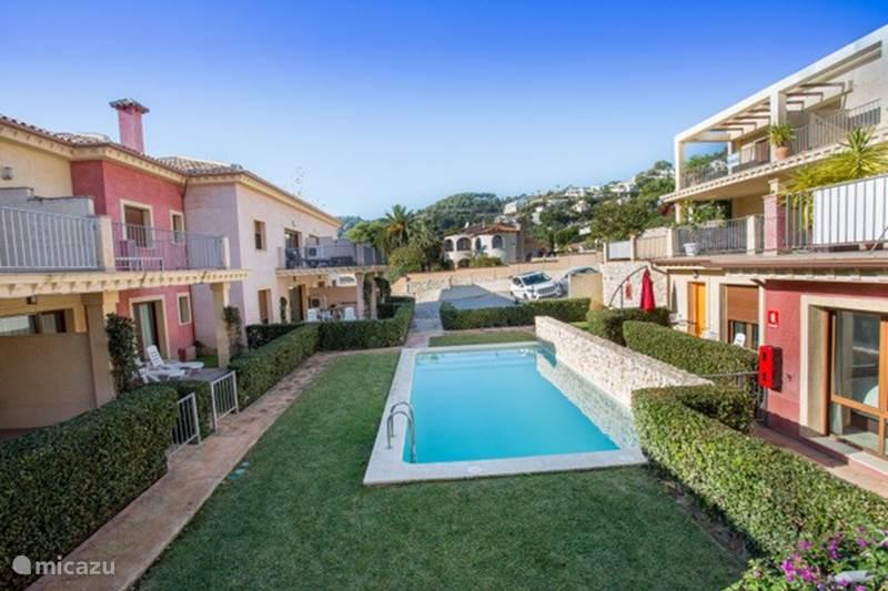 Vakantiehuis Spanje, Costa Blanca, Benissa Appartement Jardines de Montemar 39 Moraira