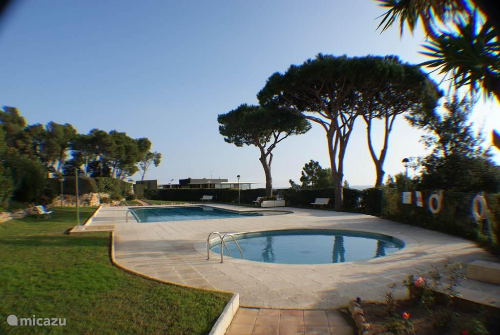 Vakantiehuis Spanje, Costa Brava, Platja d'Aro - appartement Casa la Nutria