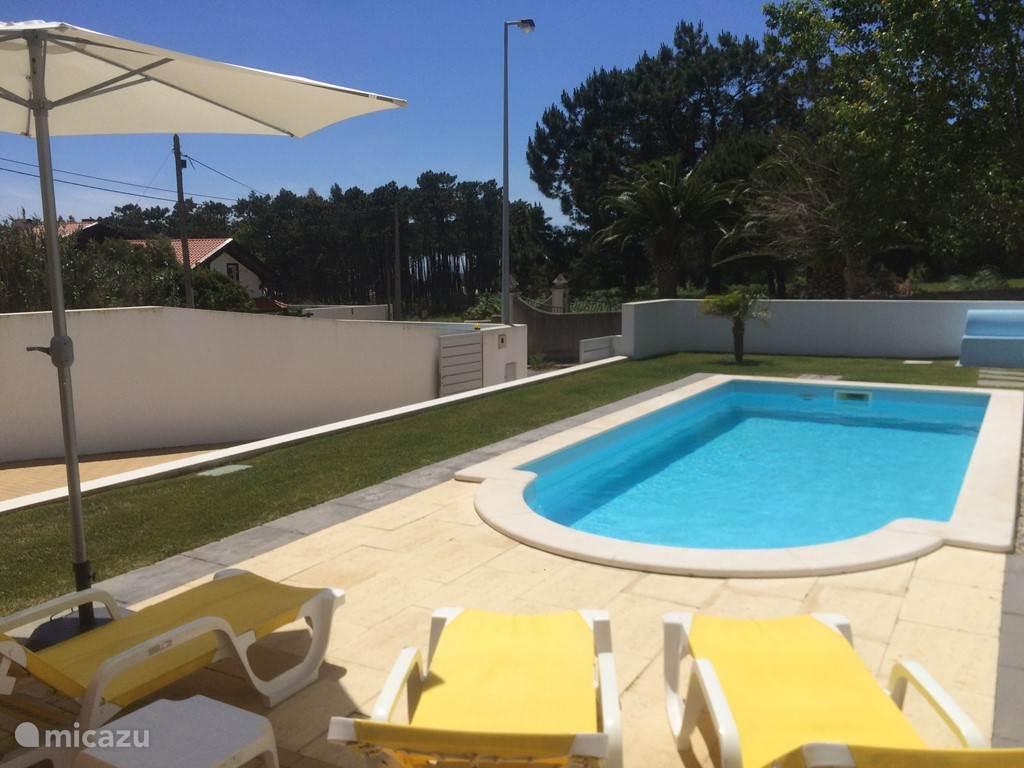 Vakantiehuis Portugal, Costa de Prata, São Martinho do Porto Vakantiehuis Casa sans soucis