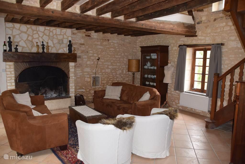 Vakantiehuis Frankrijk, Nièvre, Ciez Vakantiehuis Maison du Pon