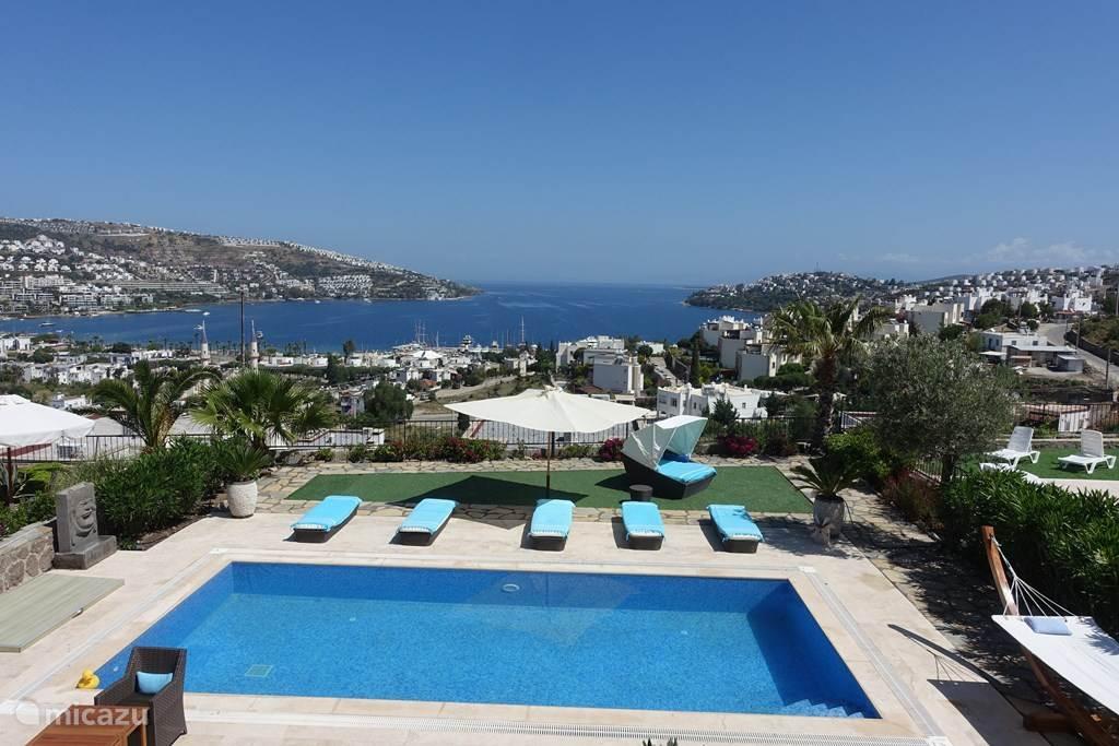 Vakantiehuis Turkije, Egeïsche Zee, Gündogan villa Villa Bodrum- Gundogan