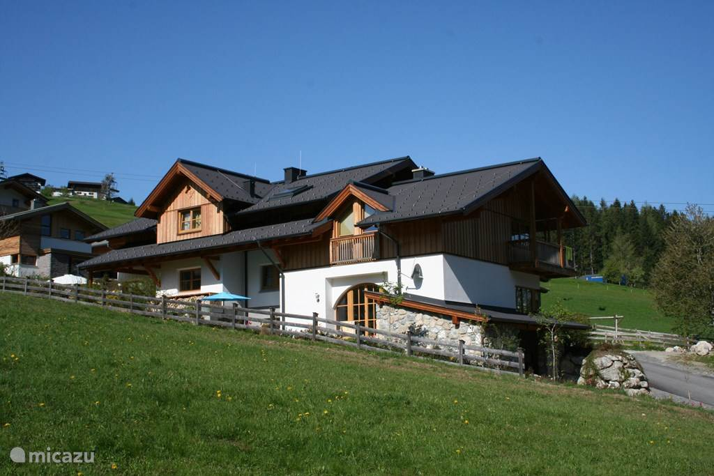 Vacation rental Austria, Salzburgerland, Annaberg Holiday house Haus Koopman 'Bergblick'Summer / Winter