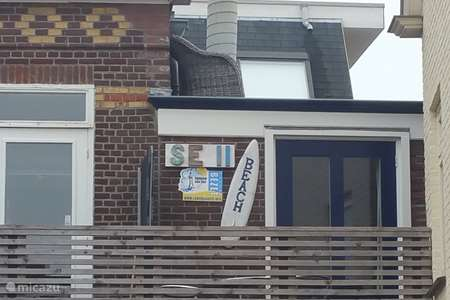 Vakantiehuis Nederland, Noord-Holland, Egmond aan den Hoef - appartement Strandzicht-Egmond II