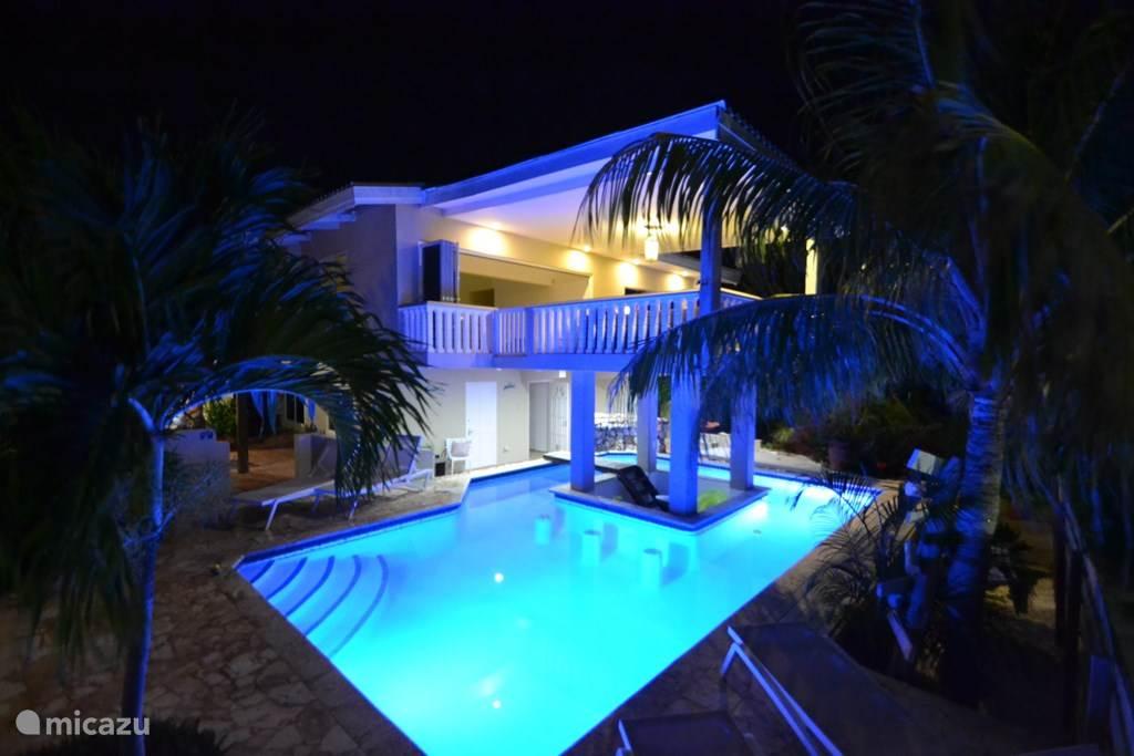 Vakantiehuis Curaçao, Banda Ariba (oost), Cas Grandi studio beleef Curaçao appartementen S1