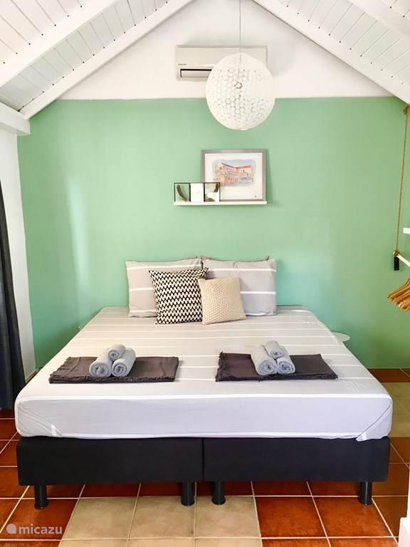 Vacation rental Curaçao, Banda Ariba (East), Cas Grandi Studio beleef Curaçao appartementen- Studio