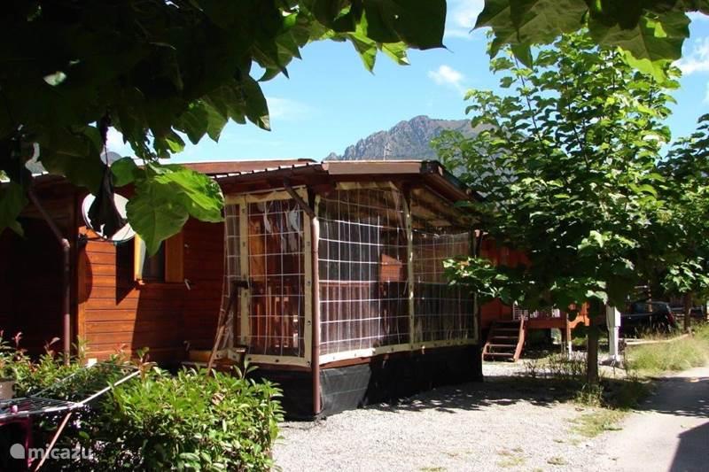 Vakantiehuis Italië, Italiaanse Meren, Porlezza Chalet Gerda