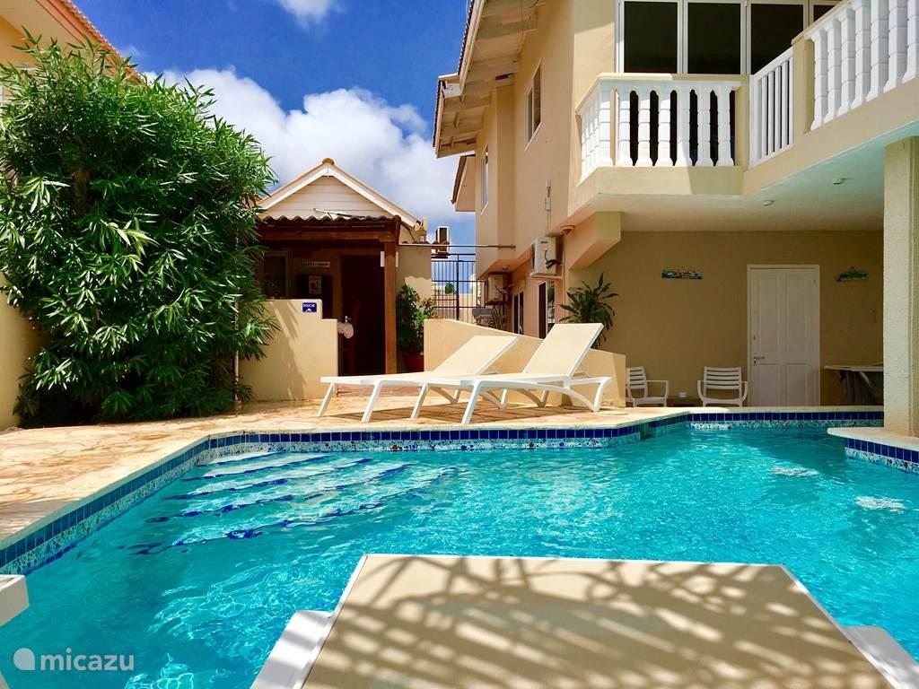 Vacation rental Curaçao, Banda Ariba (East), Cas Grandi Apartment beleef Curaçao appartementen A3