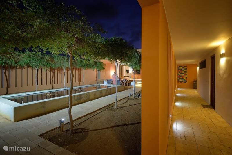 Vacation rental Bonaire, Bonaire, Kralendijk Bed & Breakfast Tera Barra Lounge