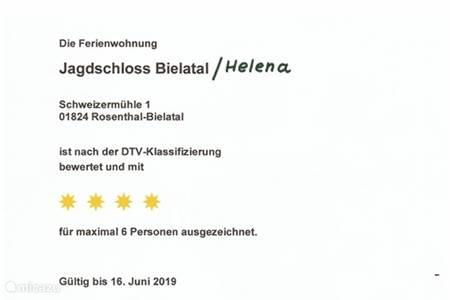 4 sterren DTV-certificatie