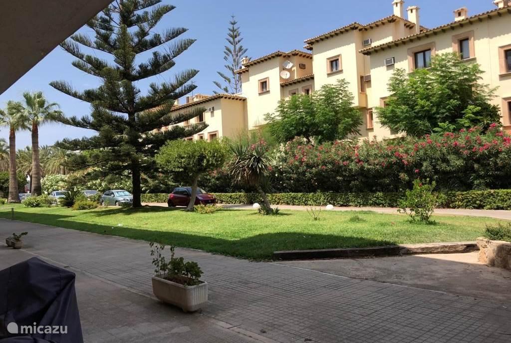 Vakantiehuis Spanje, Costa Blanca, Dénia appartement Casa Vista del Mar