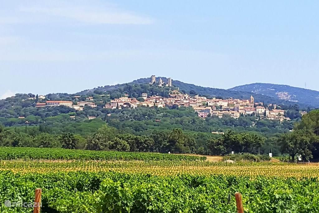 Wijngaarden en proeverijen