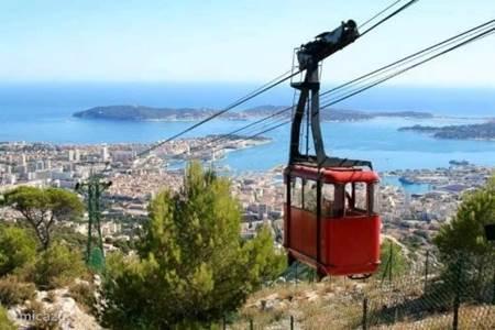 Toulon en Mont Faron