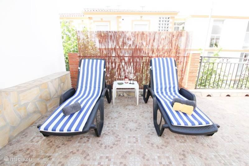 Vakantiehuis Spanje, Andalusië, Cómpeta Stadswoning Casa Carmen