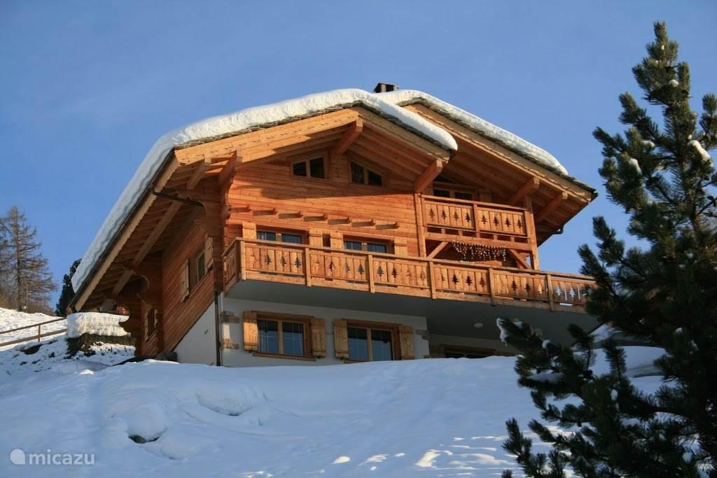 Vakantiehuis Zwitserland – chalet Chalet Marie-Rose