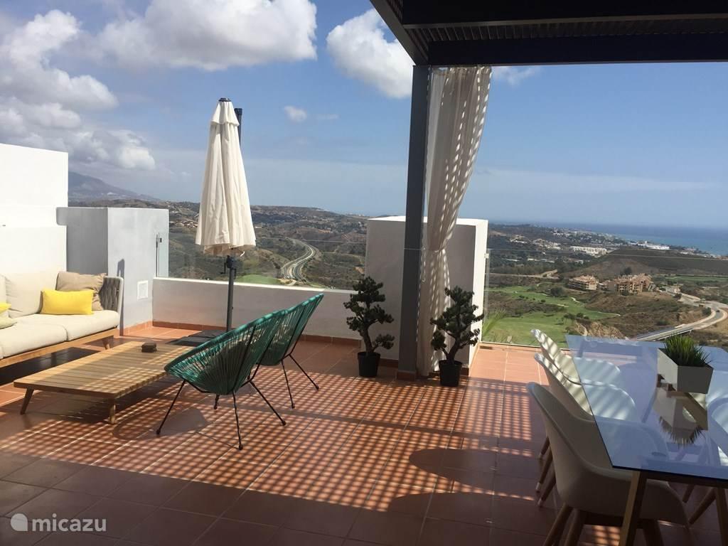 Vakantiehuis Spanje, Costa del Sol, Mijas Costa appartement App. La Cala Hill - La Cala de Mijas