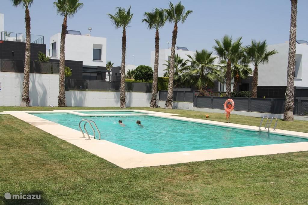 Vakantiehuis Spanje, Costa Blanca, Algorfa vakantiehuis Casa Veran