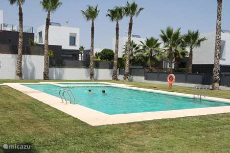 Vakantiehuis Spanje, Costa Blanca, Algorfa – vakantiehuis Casa Veran