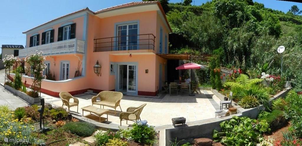 Vakantiehuis Portugal, Madeira, Calheta - villa Raposeira de São João