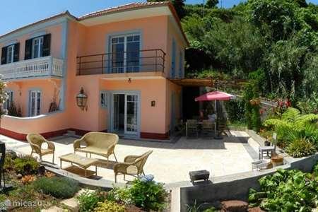Vakantiehuis Portugal, Madeira, Prazeres - villa Raposeira de São João