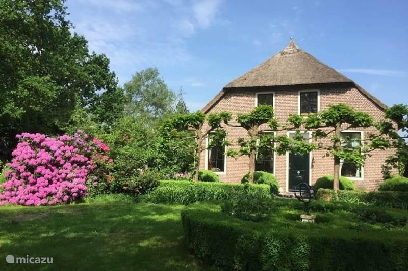 Vakantiehuis Nederland, Drenthe, Ruinerwold Boerderij Molenbergh