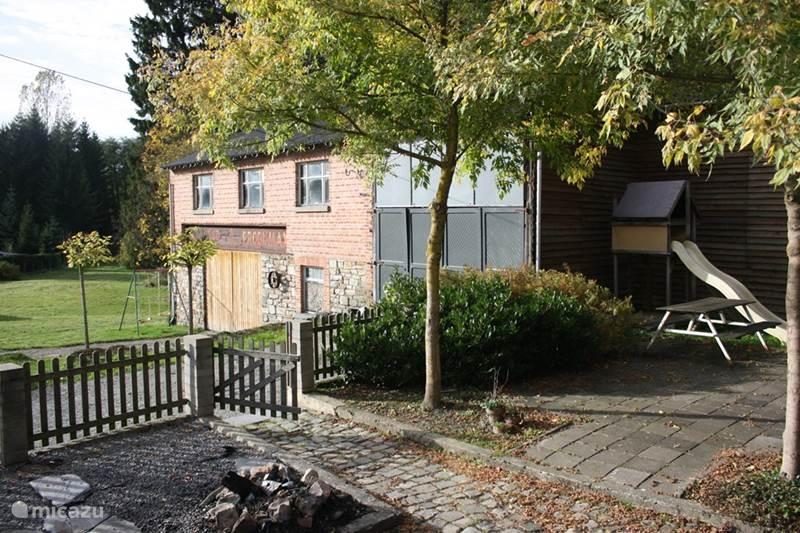 Vacation rental Belgium, Ardennes, Vielsalm  Gîte / Cottage Moulin de Golonfa